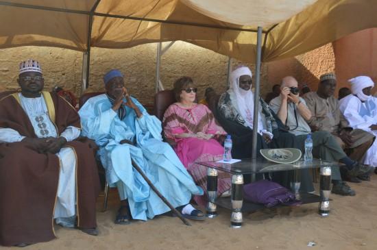 Amadou Madougou, Robin, Chef de Canton, John