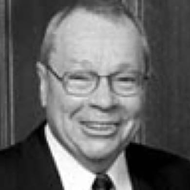 Head shot of David Crombie, Senior Advisor