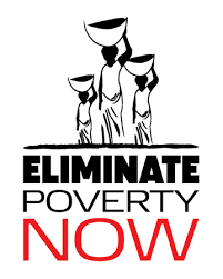 Eliminate Poverty Now logo